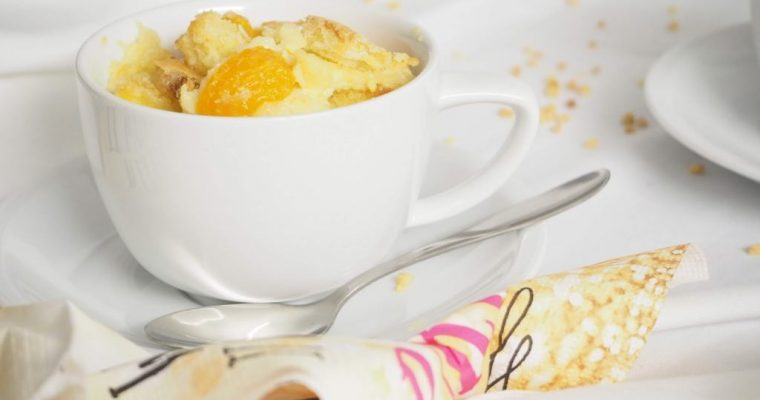 Soulfood für Jammertage: Bread and Butter-Pudding