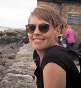 Bloggerin Simone Orlik