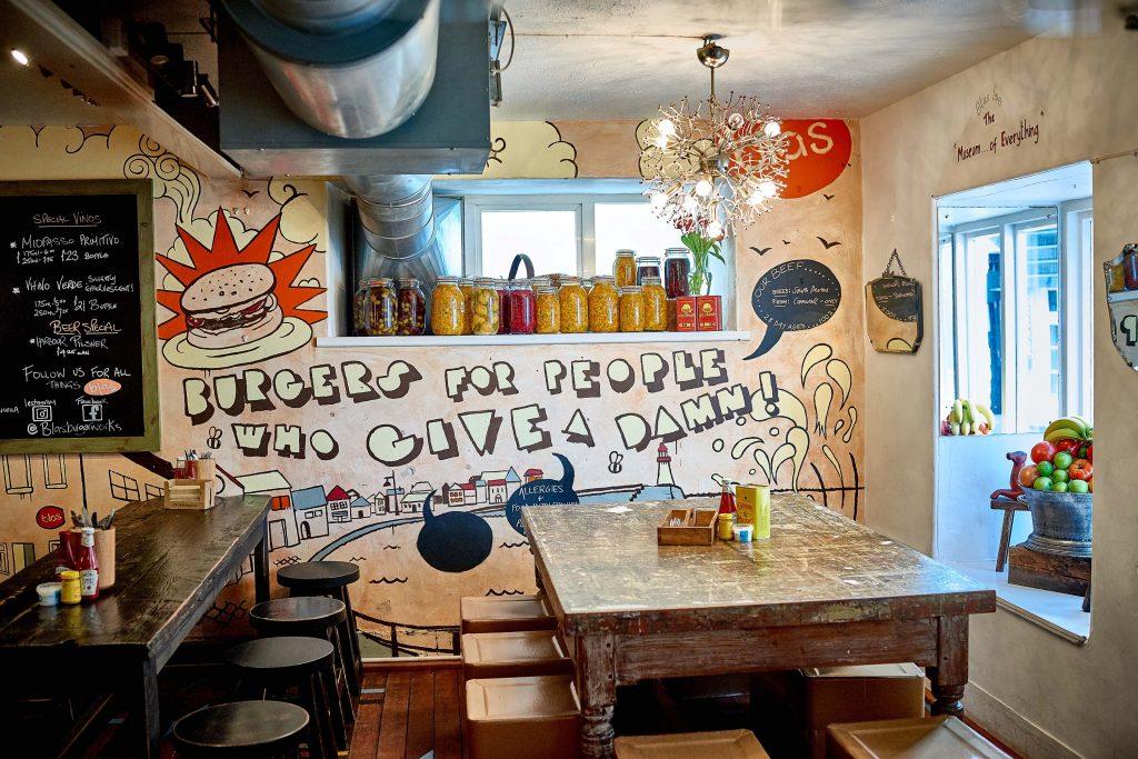 BLAS Burgerworks – für den besten Burger bis nach Cornwall - Tea and Scones