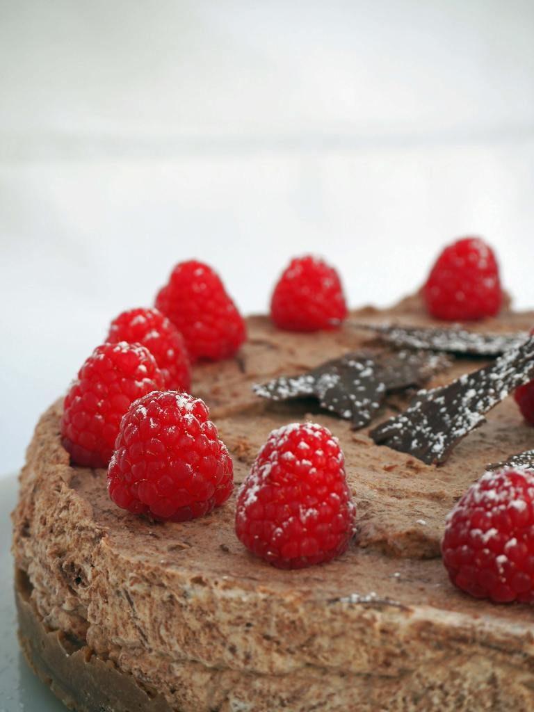 Schokoladenkuchen ohne Backen