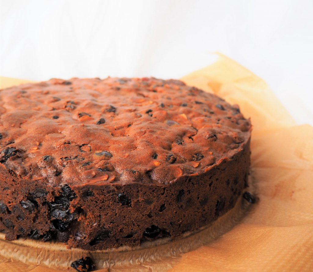 Der englische Früchtekuchen - typisch englisch eben! - Tea and Scones