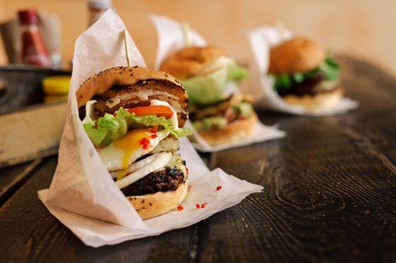 BLAS burgerworks in St. Ives