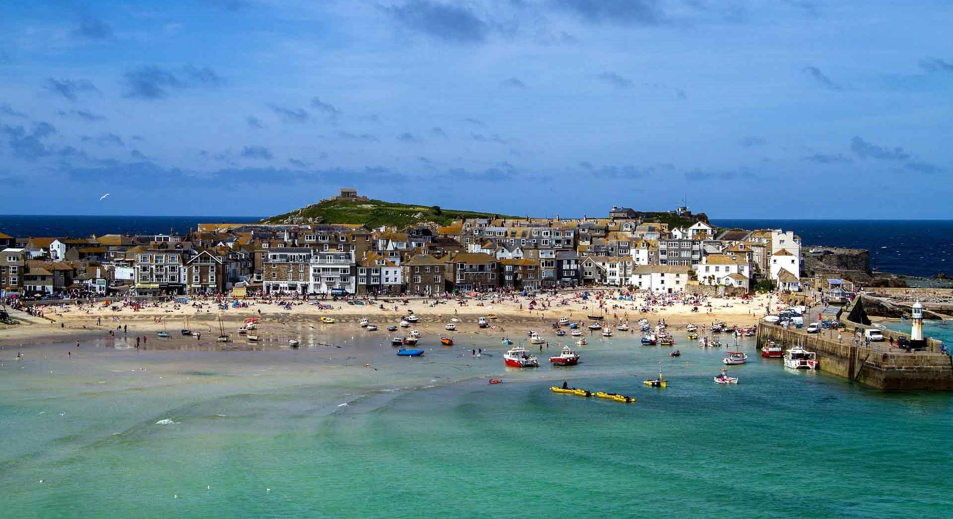 Cornwall: 14 Dinge, die du in St. Ives machen kannst!