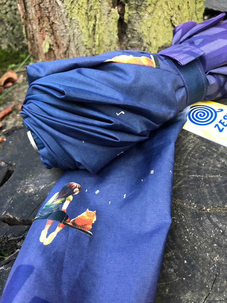 ZEST Regenschirm mit Hülle