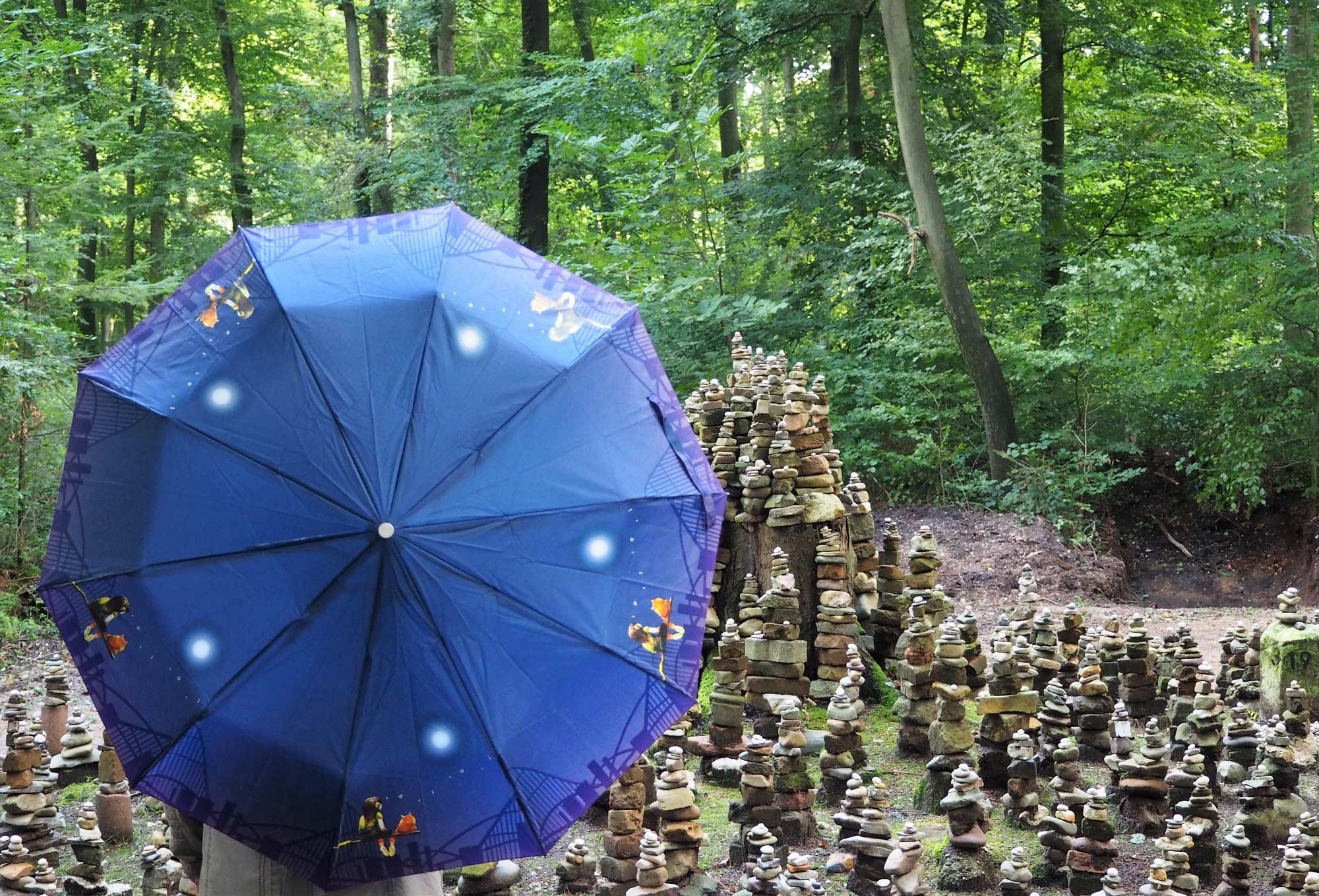 [Werbung] ZEST Regenschirme – fröhlich durch den nächsten Regen!