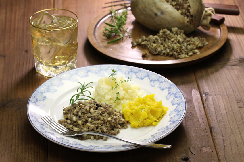 Schottisches Nationalgericht Haggis