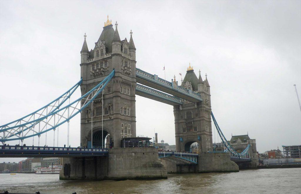 London Reise planen