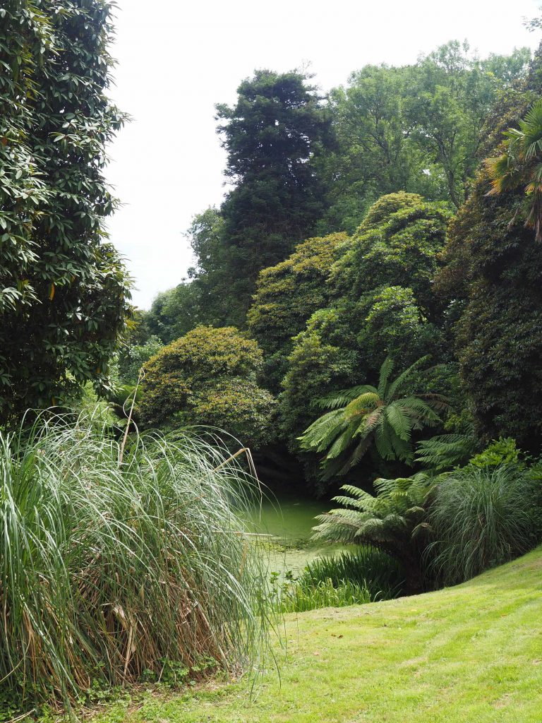 Lost Gardens of Heligan - Parkgestaltung
