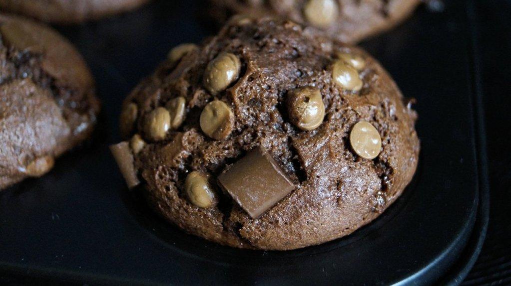 Rezeot Schokoladenmuffins