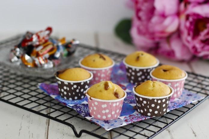 Muffins mit Celebrations