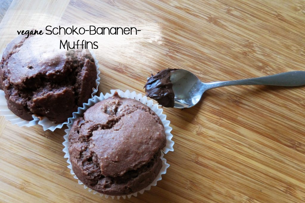 Muffins Rezept vegan
