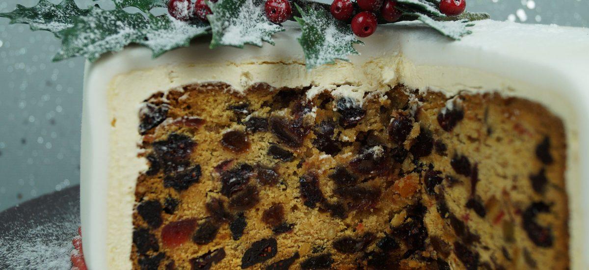 Gastbeitrag: Klassischer Christmas Cake – Rezept mit deutschen Zutaten