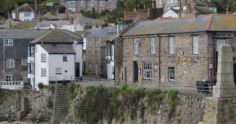 Cornwall: Mousehole – Fischerdorf an der Südküste