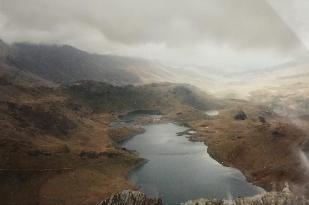 Snowdon Wales wandern