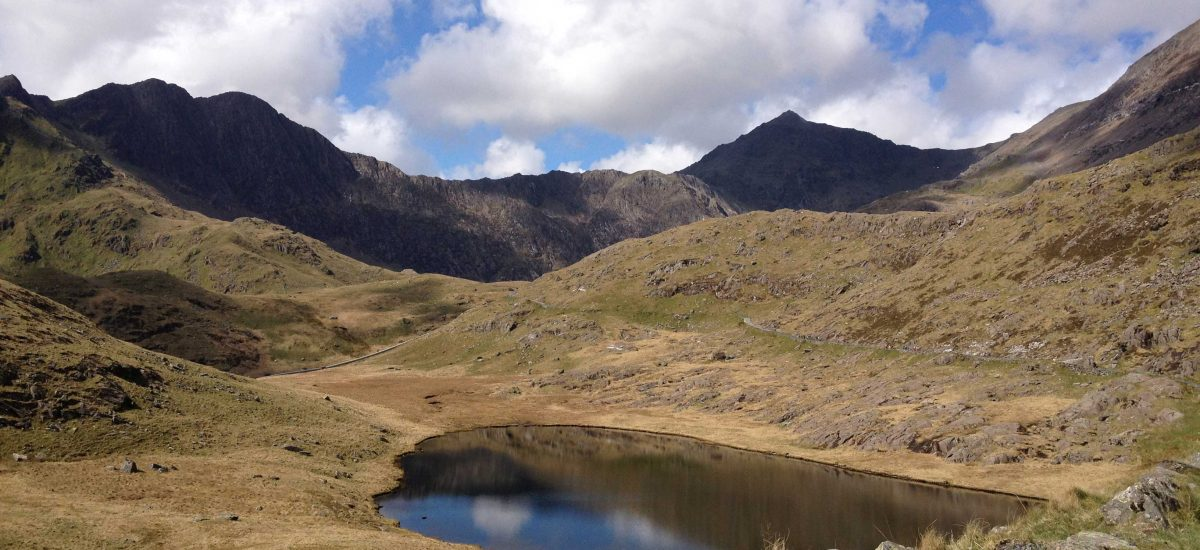 Snowdon – Wandern auf dem höchsten Berg in Wales