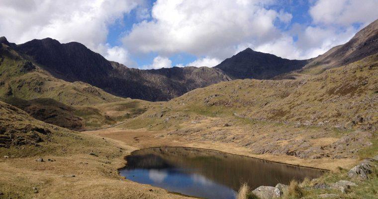 Wales: Wandern auf dem höchsten Berg Snowdon