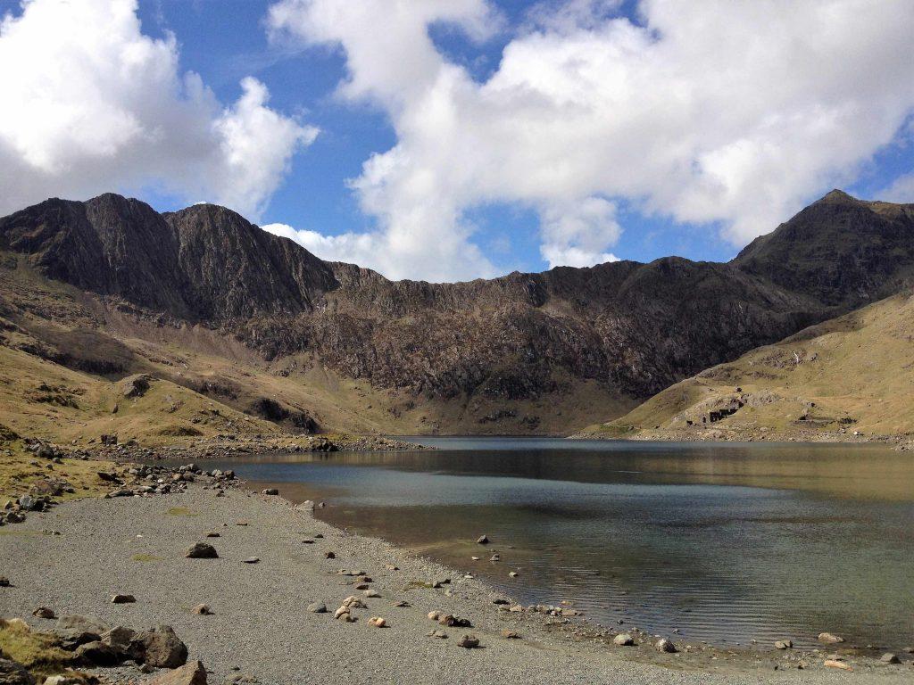 Wales Snowdon Minor Track
