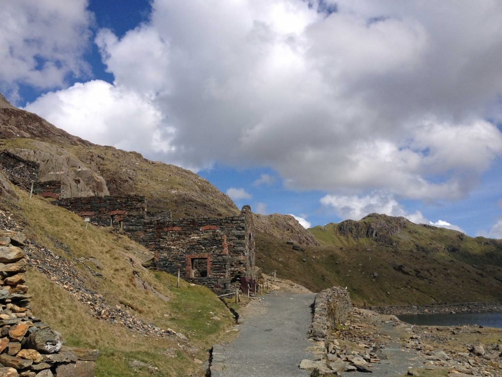 Wales Snowdon