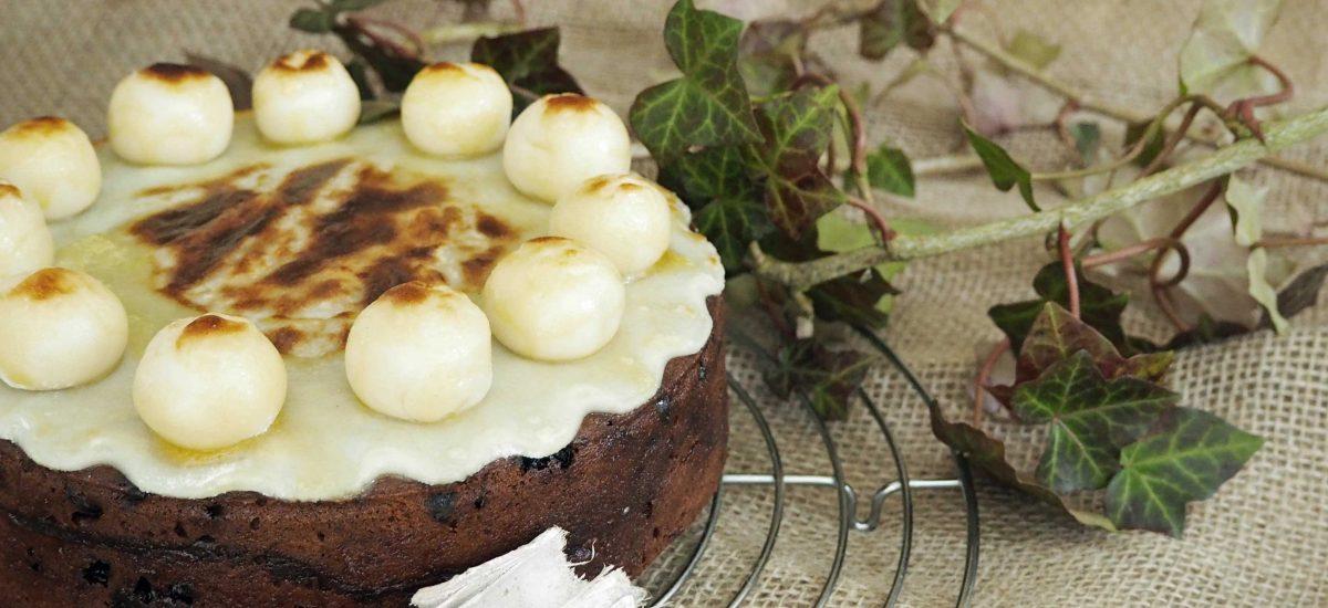 Britisch Ostern feiern: Simnel Cake