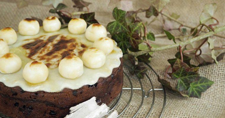 Simnel Cake – Osterkuchen auf englische Art