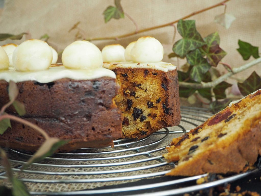 Simnel Cake Großbritannien