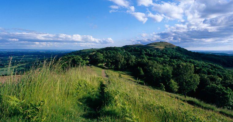 Midlands: Malvern Hills entdecken