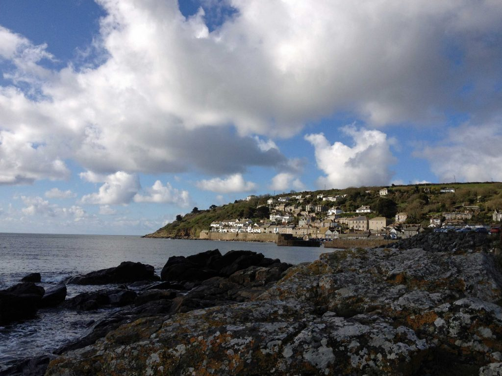 Mousehole Spaziergang