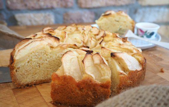 Dorset Cake – britischer Apfelklassiker mit Rezept