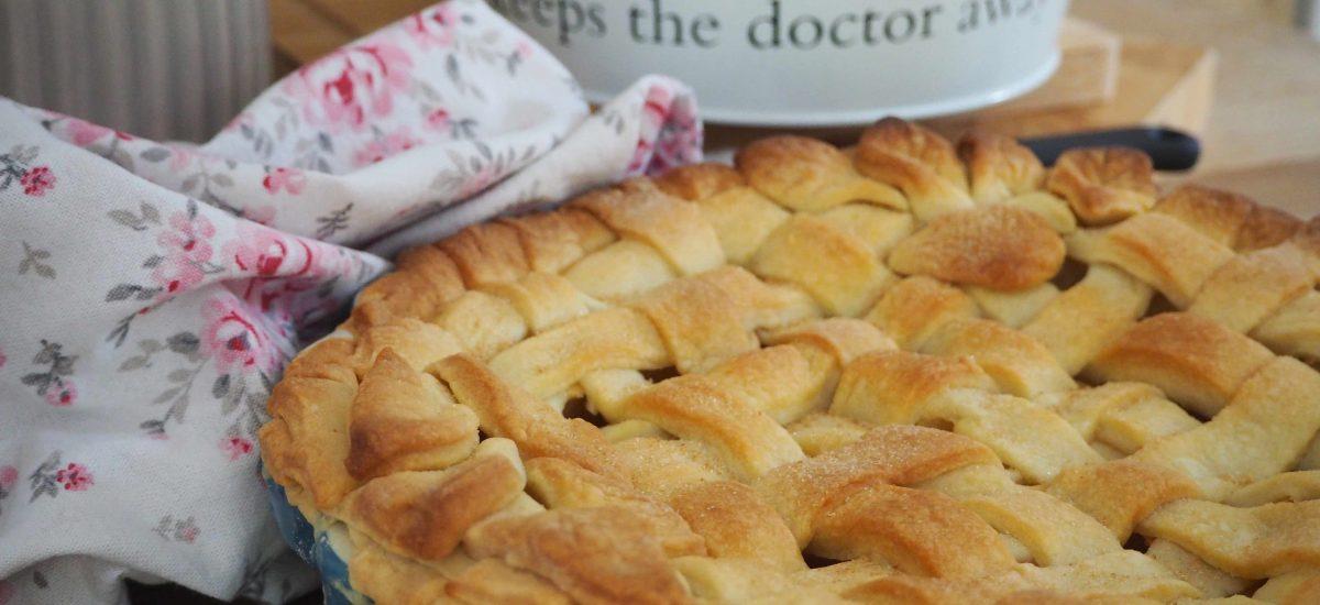 Apple Pie  mit Rezept – inspiriert von The British Shop