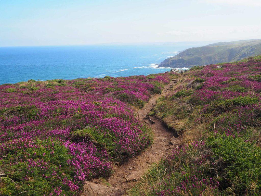 Cornwall - schöne Orte in UK