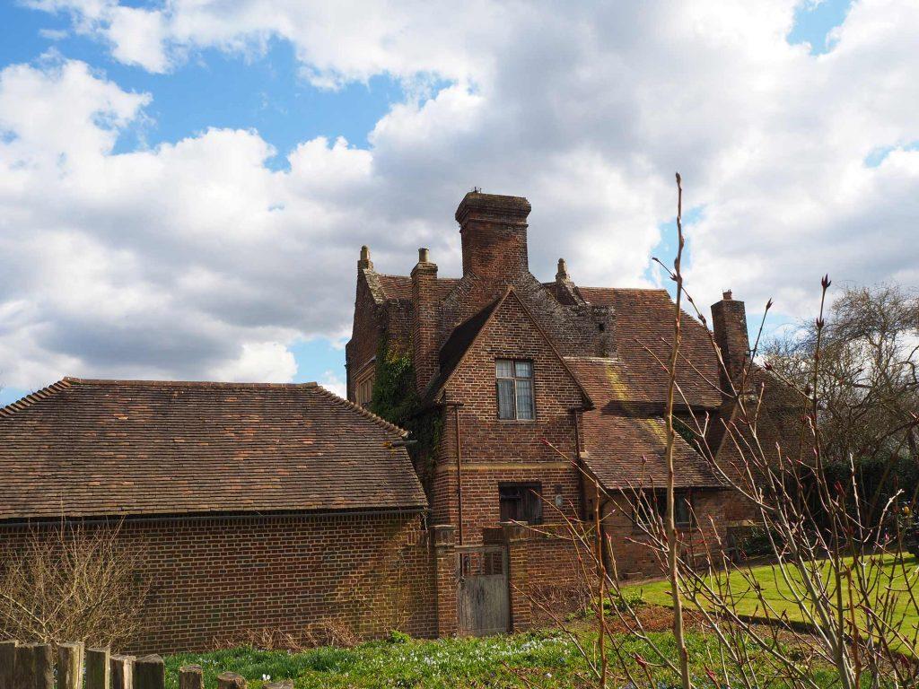 Ferienwohnung bei Sissinghurst in Kent