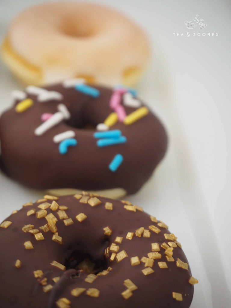 Mini Donuts mit Rezept