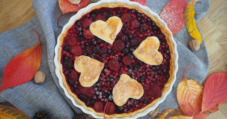 Pie mit Beeren – Autumn Pie