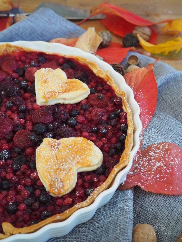 Beeren Pie