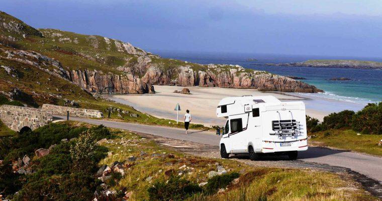 Mit dem Wohnmobil in Grossbritannien: Abenteuer pur!