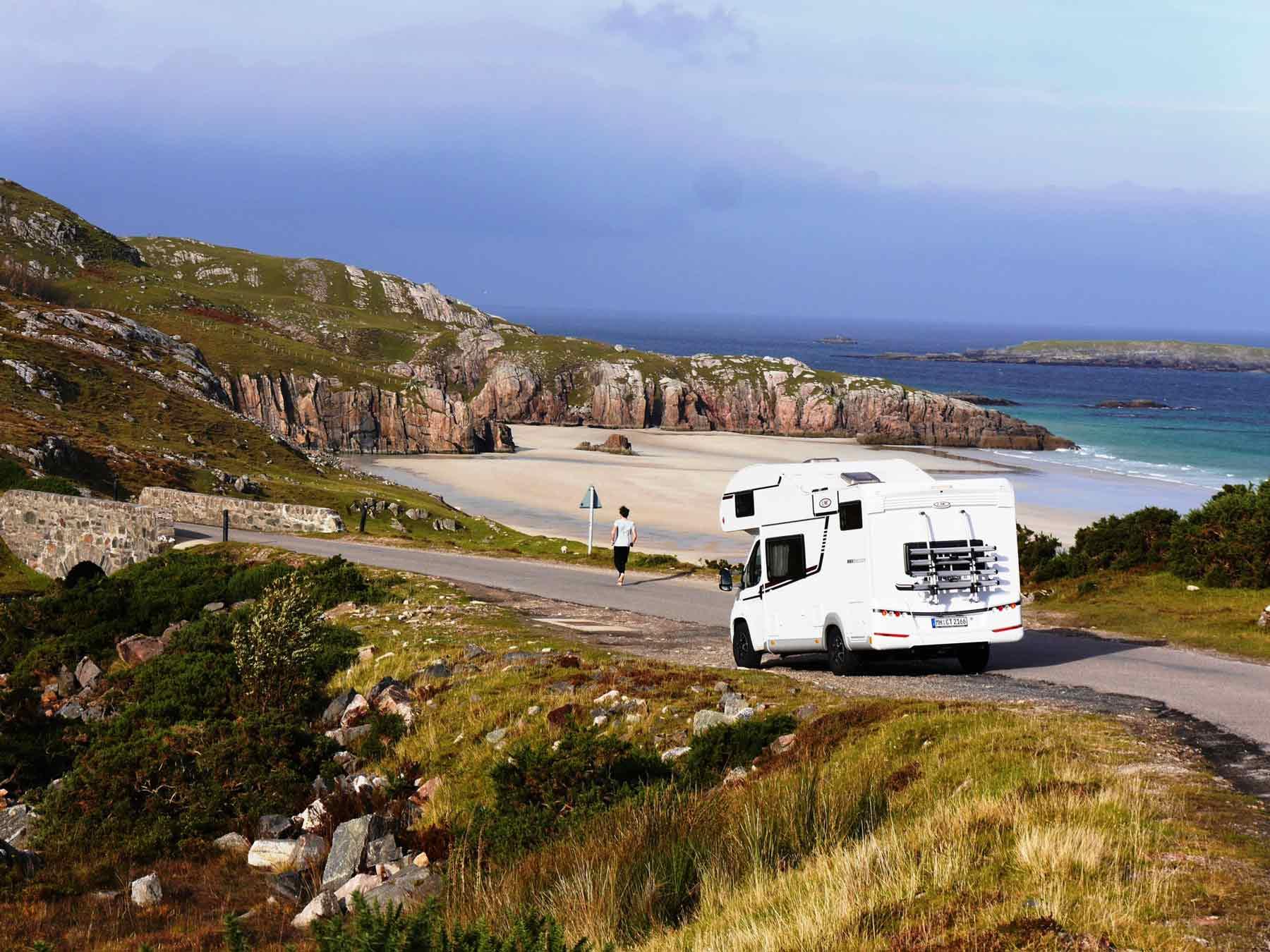 Mit dem Wohnmobil durch Großbritannien: Tipps für die Reise