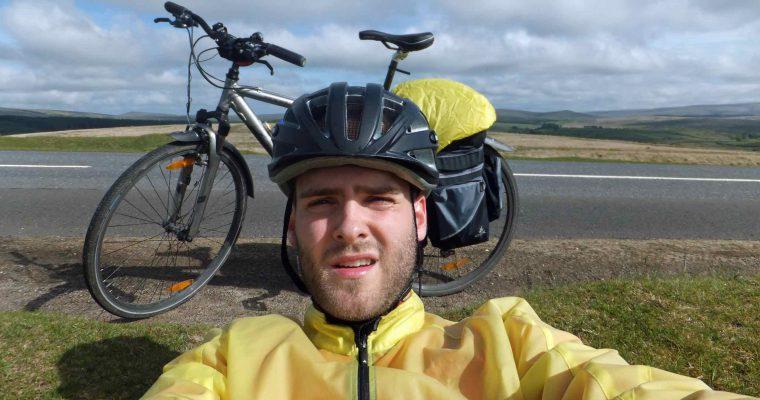 Mit dem Fahrrad von Land's End nach John o'Groats  – ein Reisebericht (Teil1)