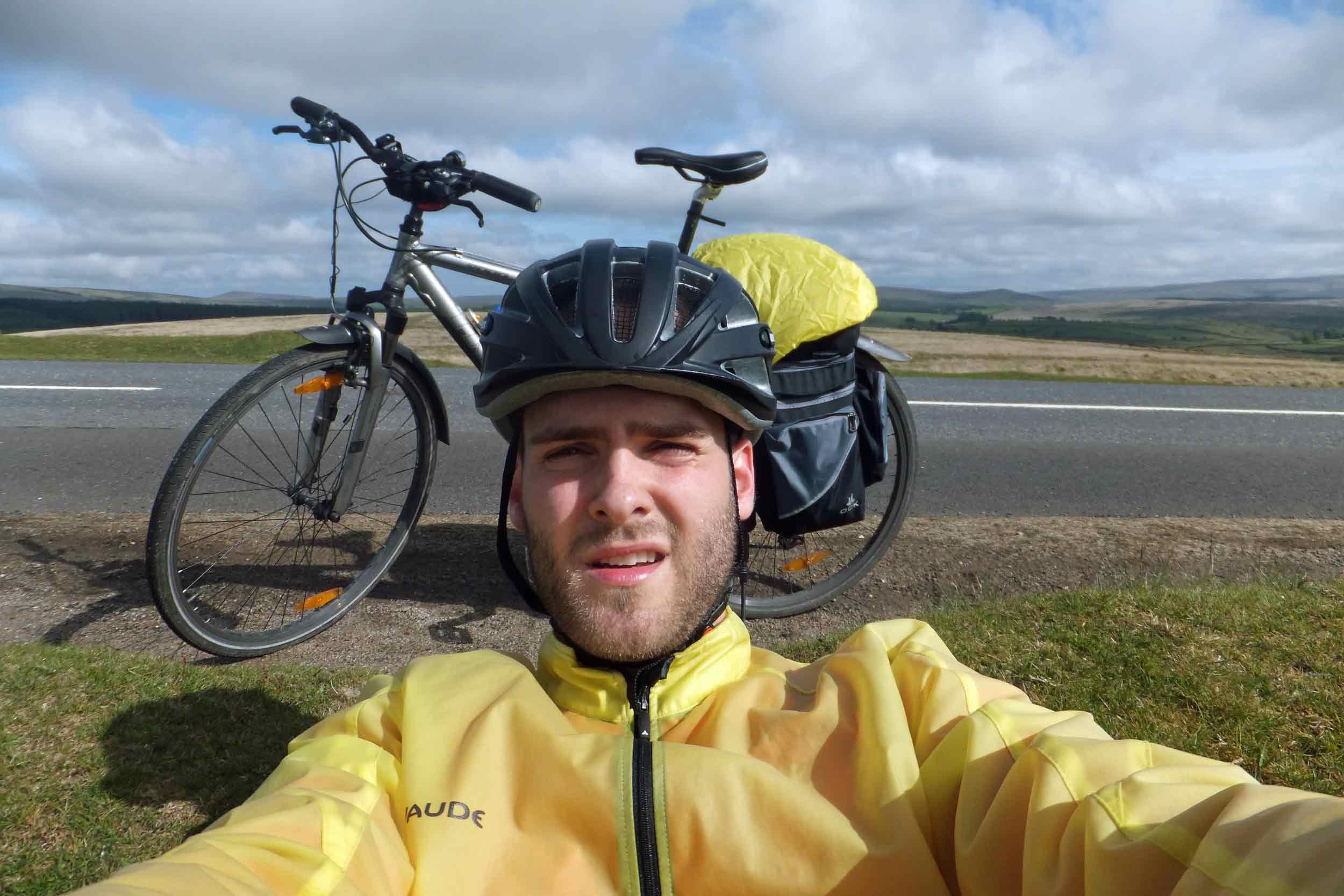 Mit dem Fahrrad von Land's End to John o'Groats  – ein Reisebericht (Teil1)