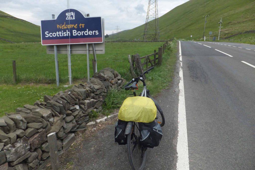 Hawick Schottland