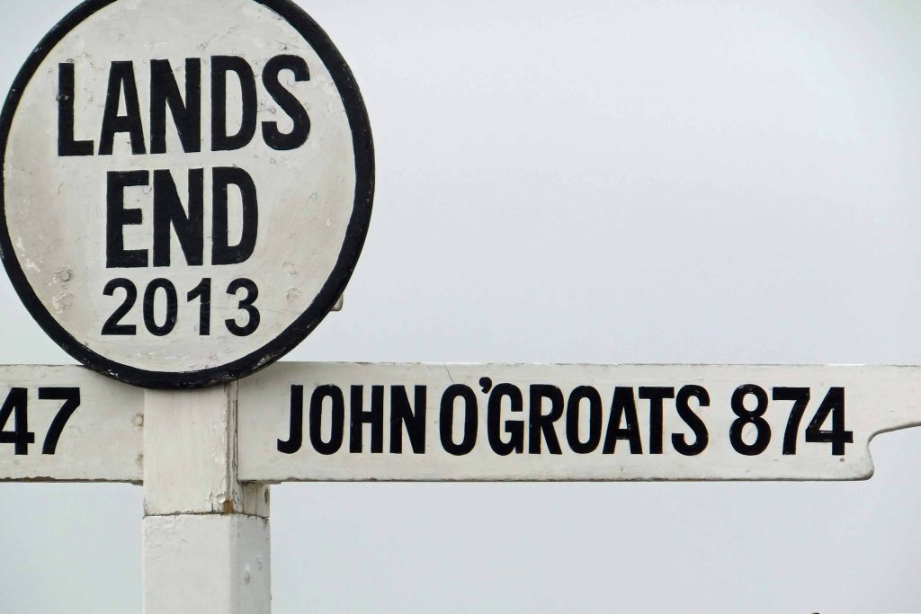 Landmarke Landsend