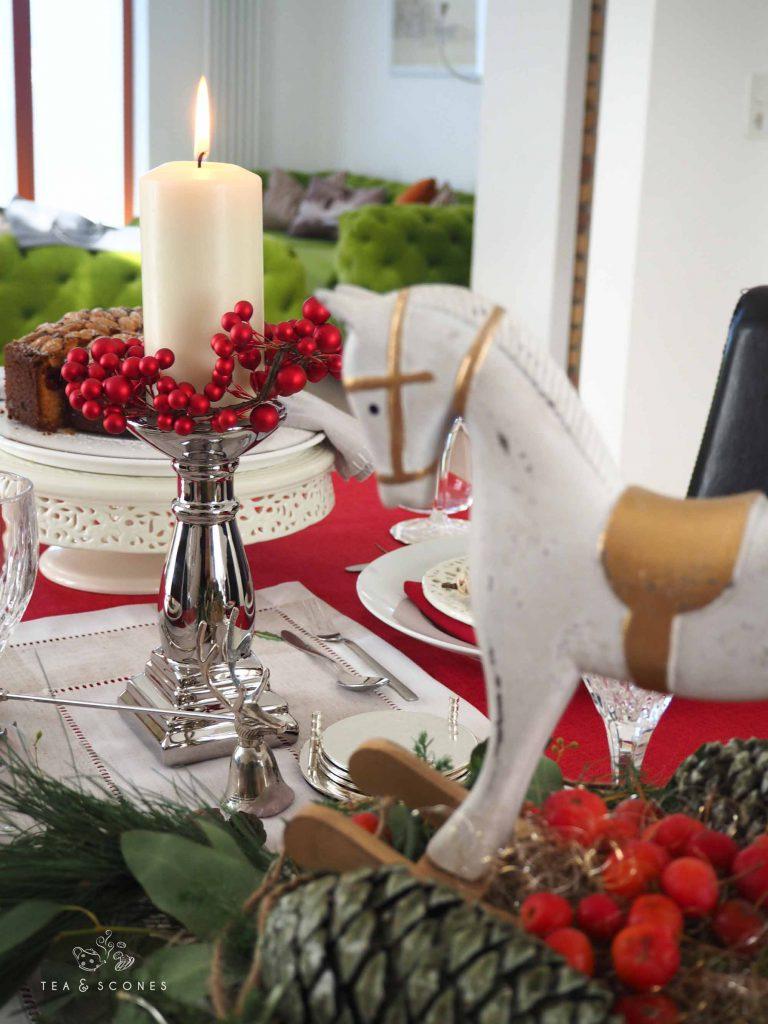 herrlich Britische Weihnachtsdeko Part - 20: Weihnachtsdeko von THE BRITISH SHOP Britische Tischdekoration ...