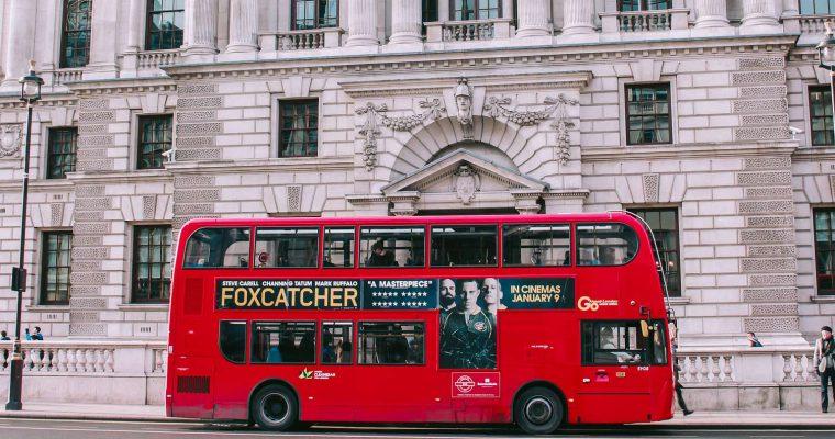 Mit dem Bus durch Großbritannien reisen