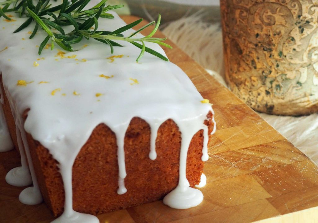 Madeira Cake backen