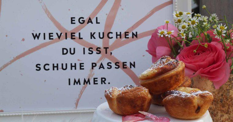 """Rezept für Maids of Honour – in Kooperation mit """"FORMART- Zeit für Schönes"""""""