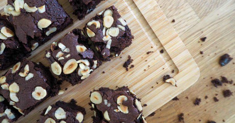 Vegane Brownies mit Rezept
