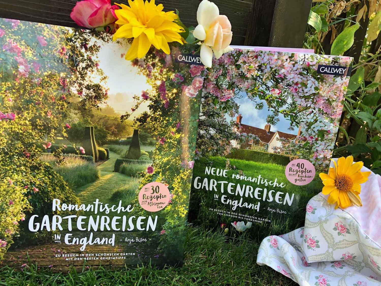 Bildbände: Romantische & Neue romantische Gartenreisen in England (Callwey Verlag)