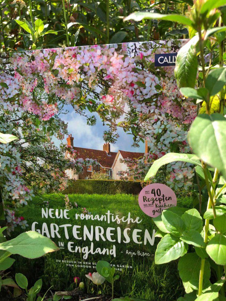 Bildband Gartenreisen England