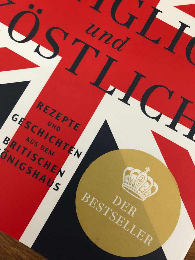 Kochbuch britische Küche