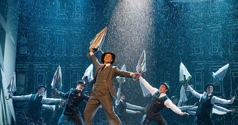Sieben britische Regensongs, die gute Laune machen