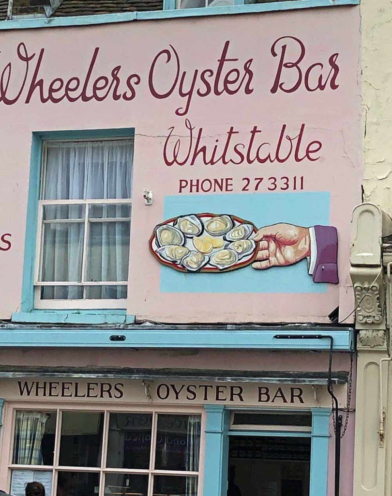 Wheelers-Oyster-Bar in Kent